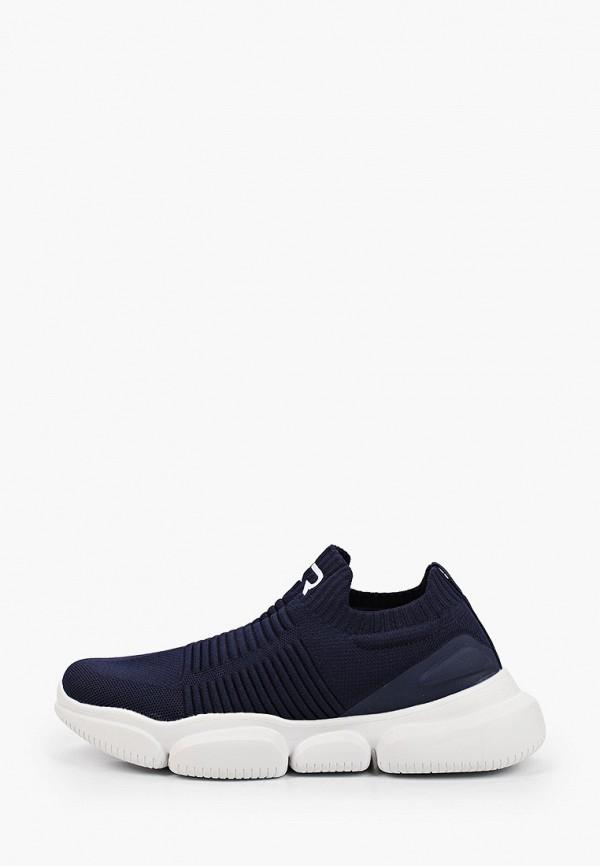 мужские низкие кроссовки crosby, синие