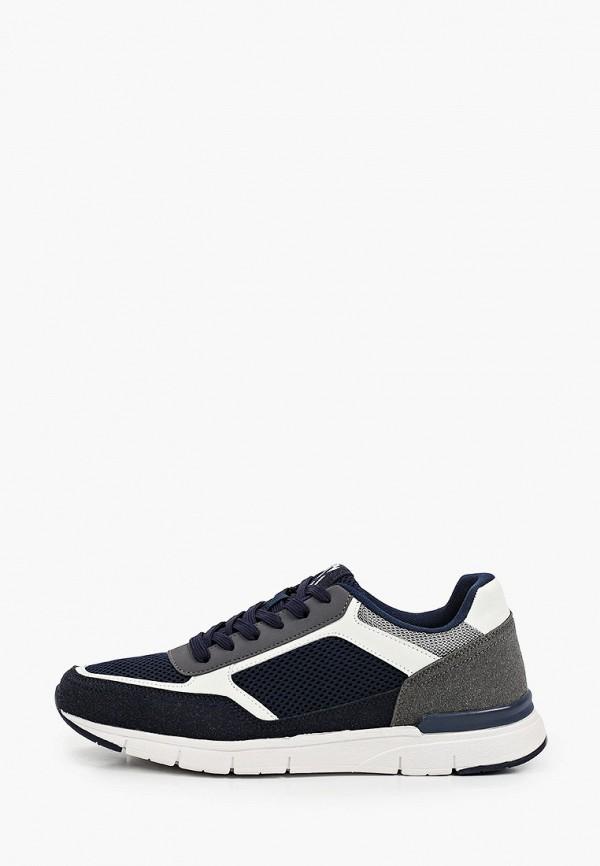 мужские кроссовки crosby, синие