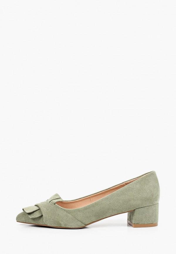 женские туфли betsy, зеленые