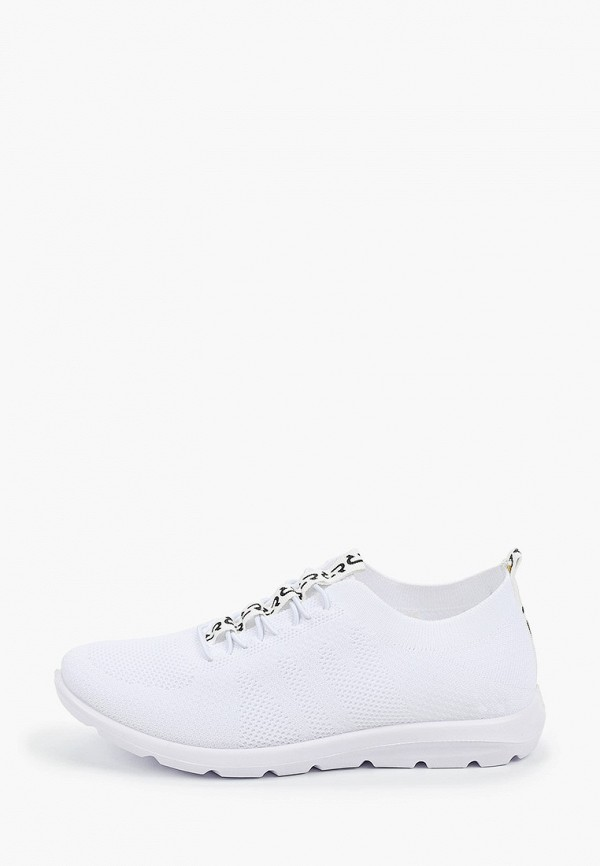 кроссовки crosby для девочки, белые