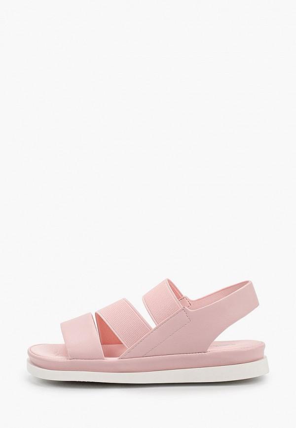 сандалии betsy для девочки, розовые
