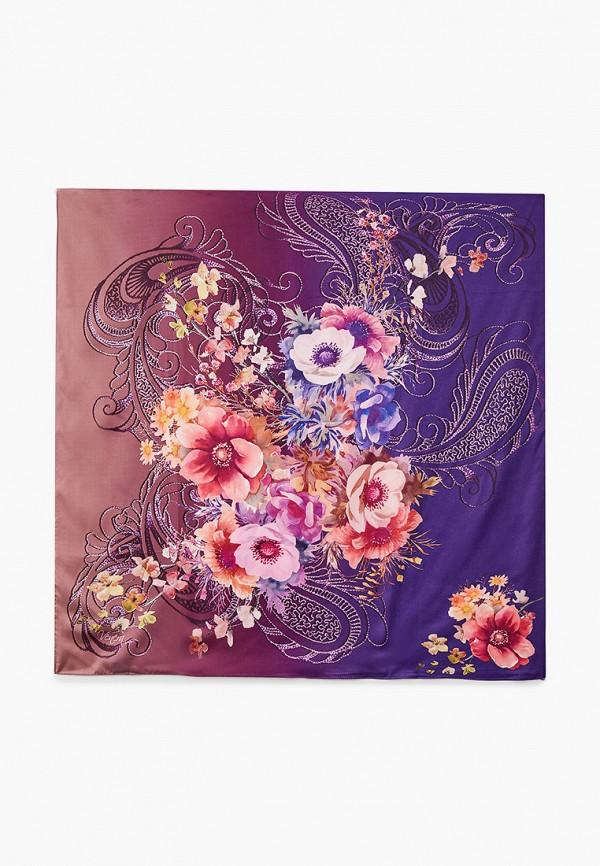 женский платок venera, фиолетовый