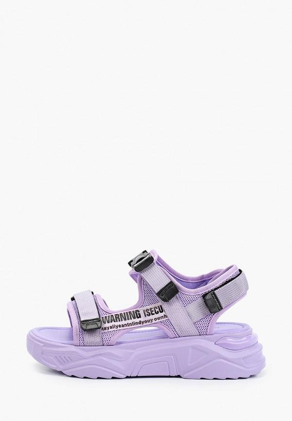 женские сандалии respect, фиолетовые