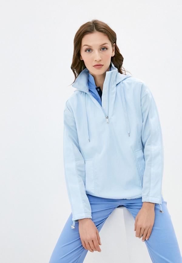 женские худи lauren ralph lauren, голубые