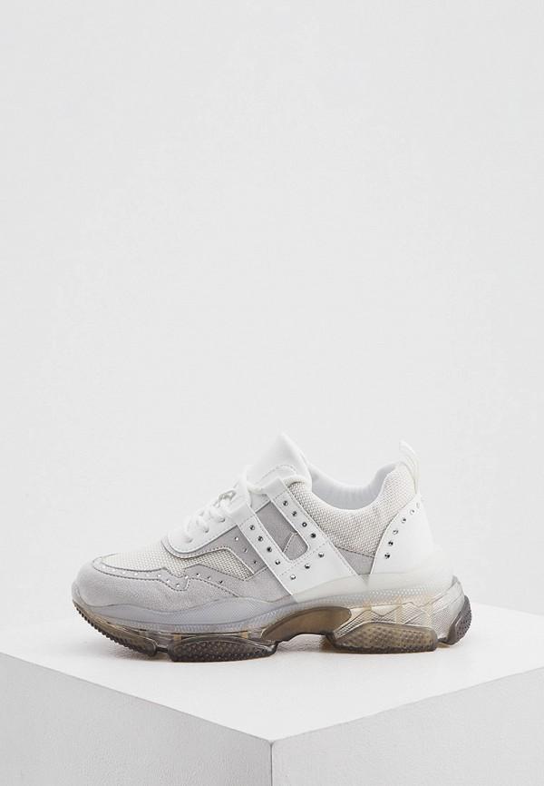 женские кроссовки twinset milano, белые