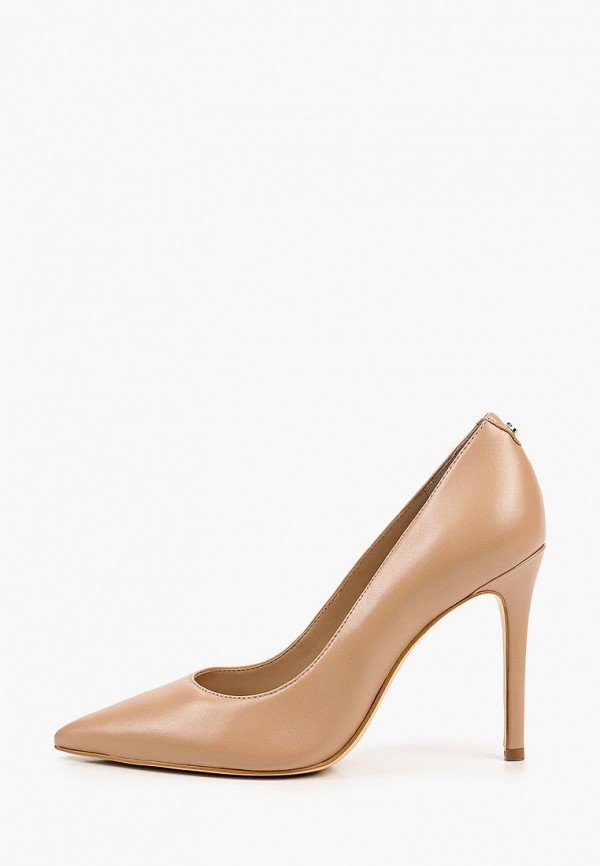 женские туфли guess, бежевые
