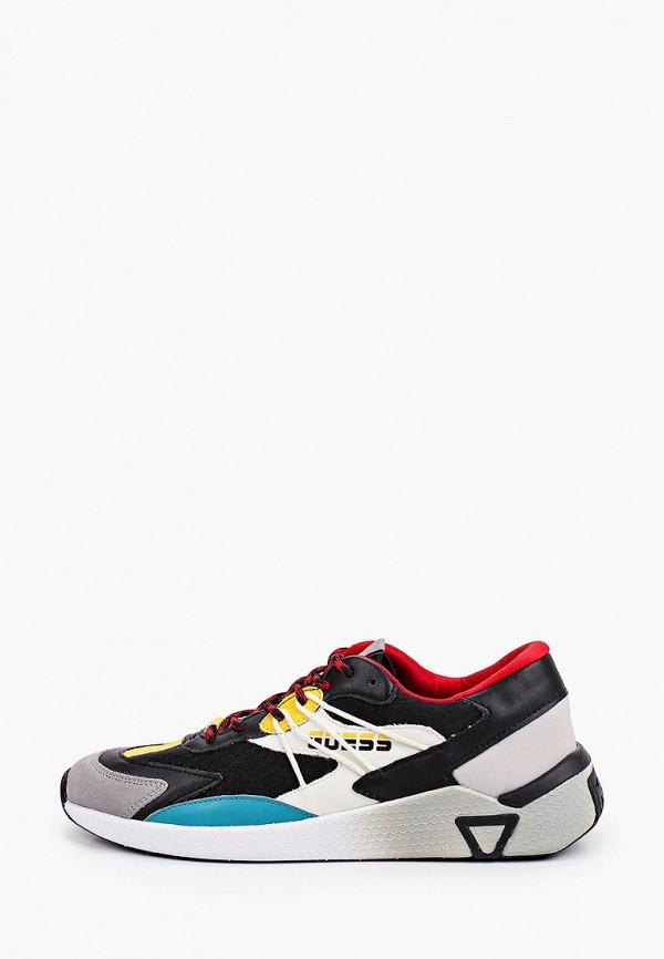мужские кроссовки guess, разноцветные
