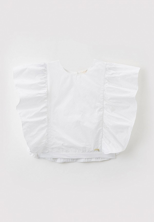 блузка guess для девочки, белая