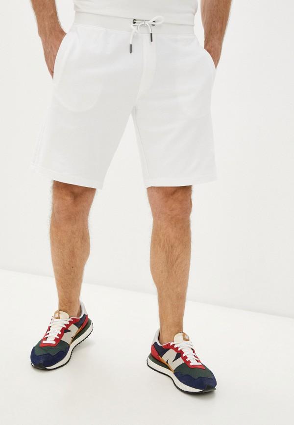 мужские спортивные шорты guess, белые
