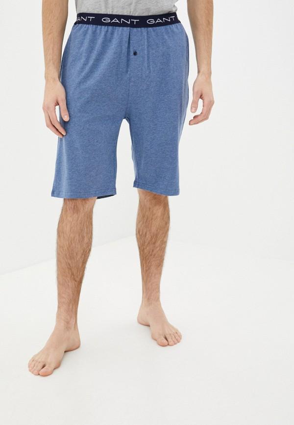 мужские шорты gant, синие