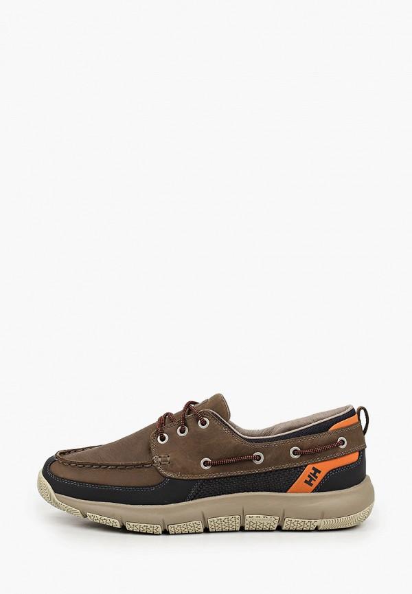 мужские кроссовки helly hansen, коричневые