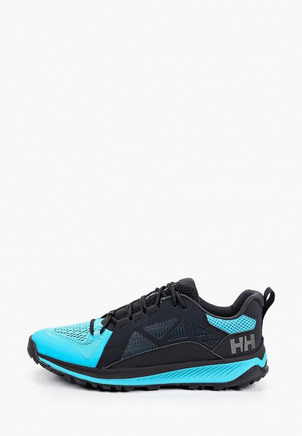 мужские низкие кроссовки helly hansen, бирюзовые