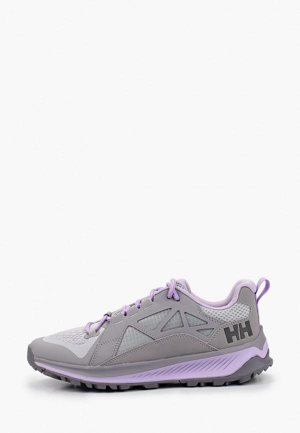 женские кроссовки helly hansen, серые