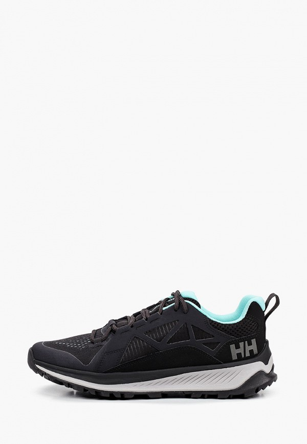 женские низкие кроссовки helly hansen, черные