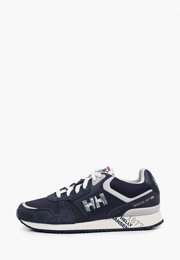 женские низкие кроссовки helly hansen, синие