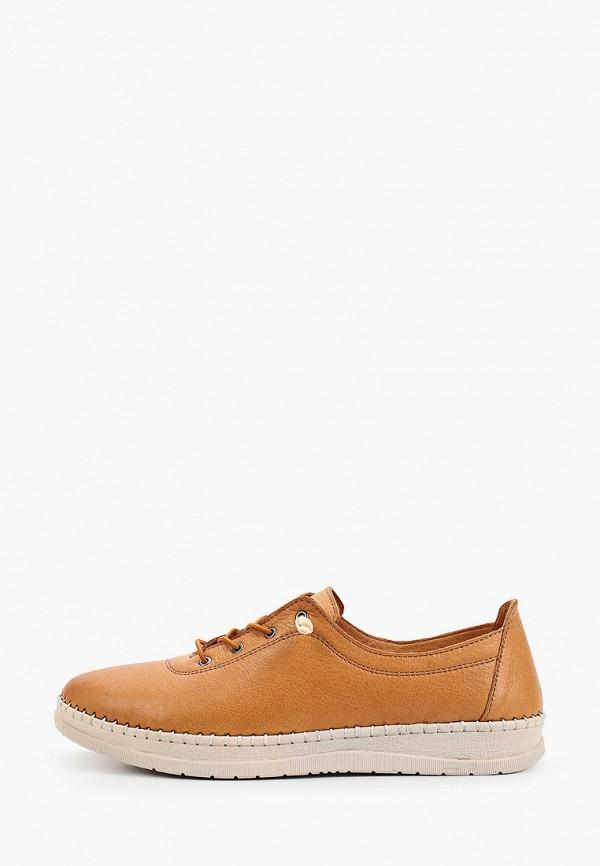 женские ботинки nostalji, коричневые