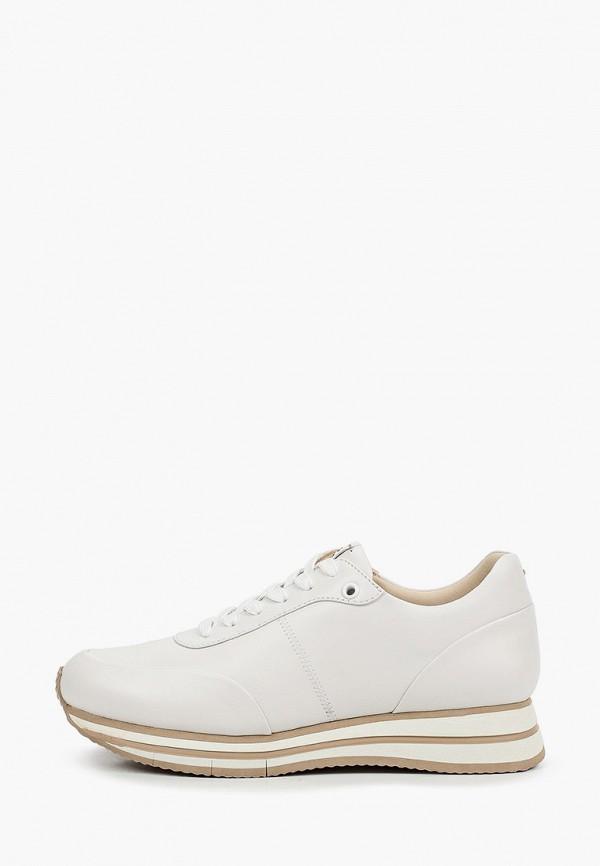 женские низкие кроссовки tamaris, белые