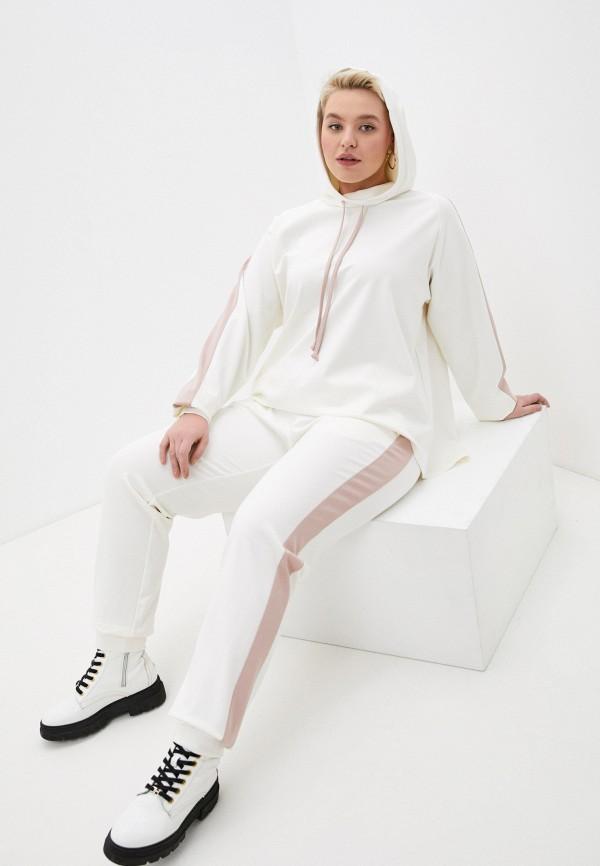 женский спортивный костюм trendyangel, бежевый