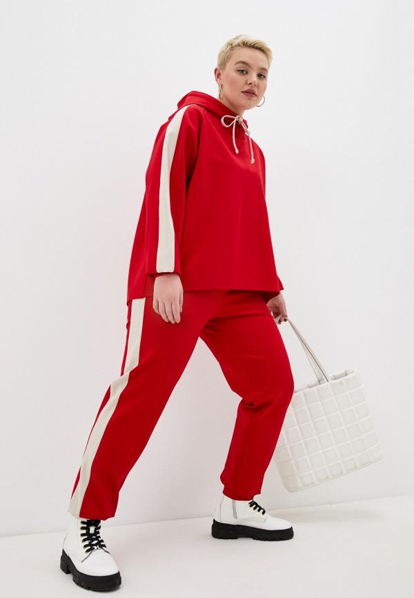 женский спортивный костюм trendyangel, красный