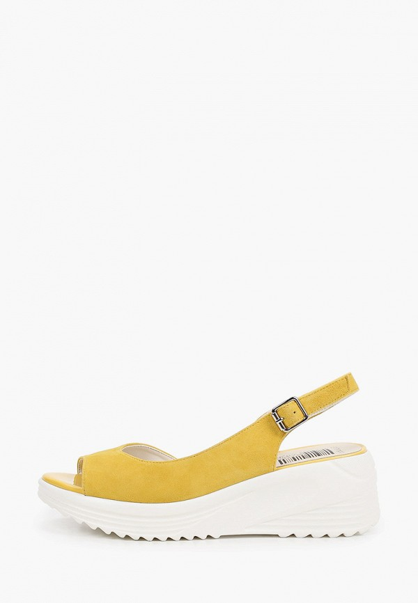 женские босоножки el tempo, желтые
