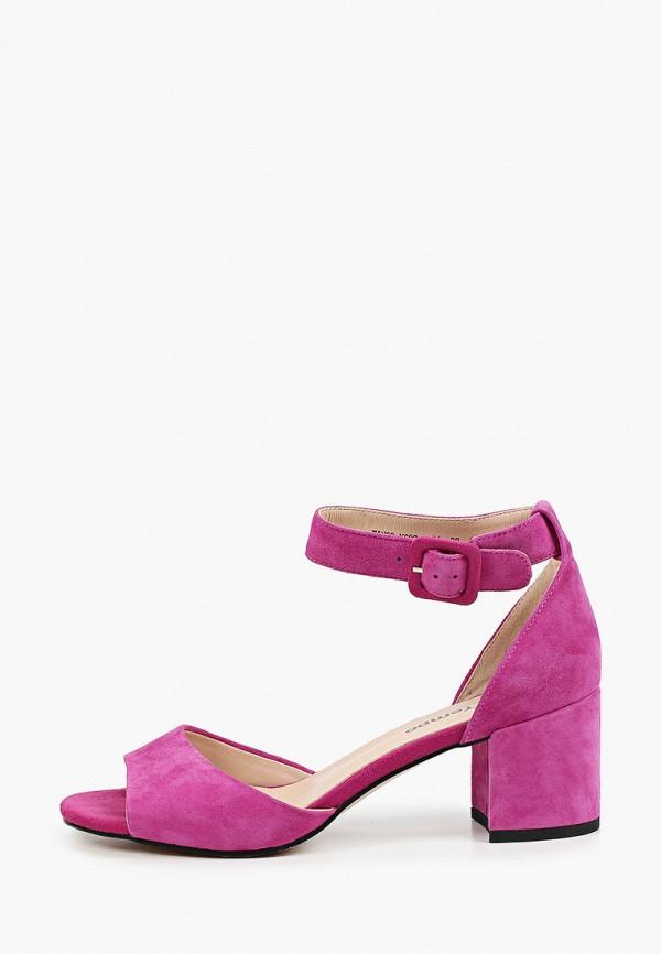 женские босоножки el tempo, фиолетовые