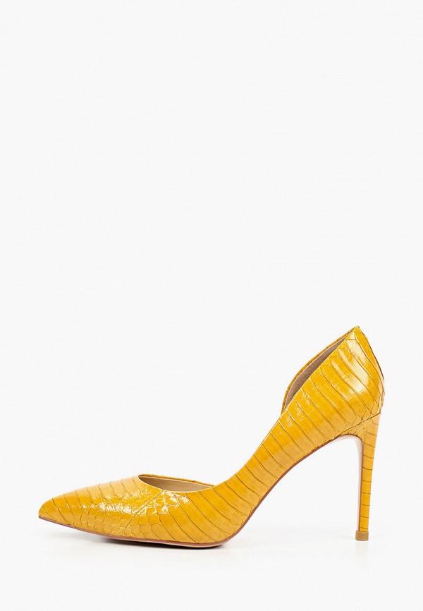 женские туфли el tempo, желтые