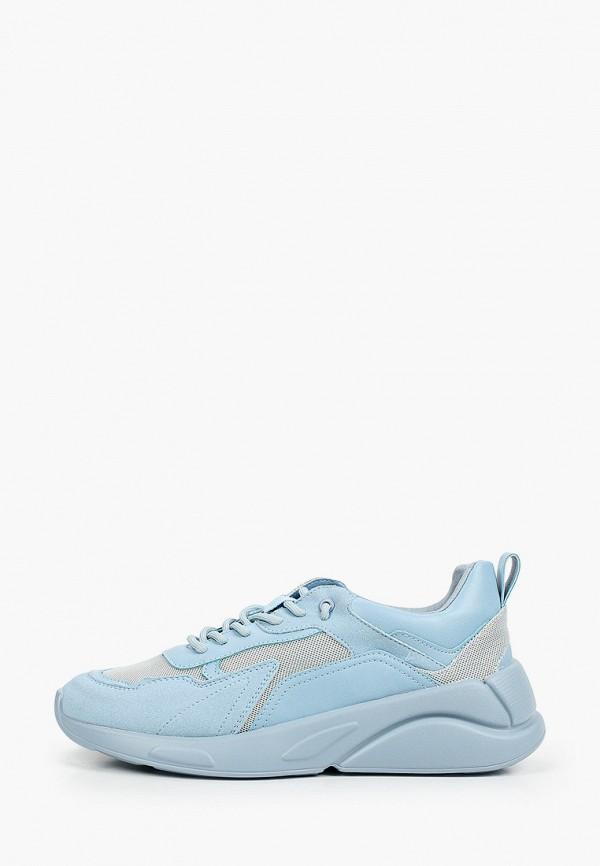женские низкие кроссовки keddo, голубые