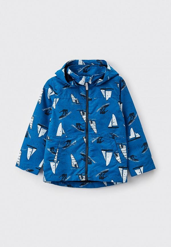 легкие куртка name it для мальчика, синяя