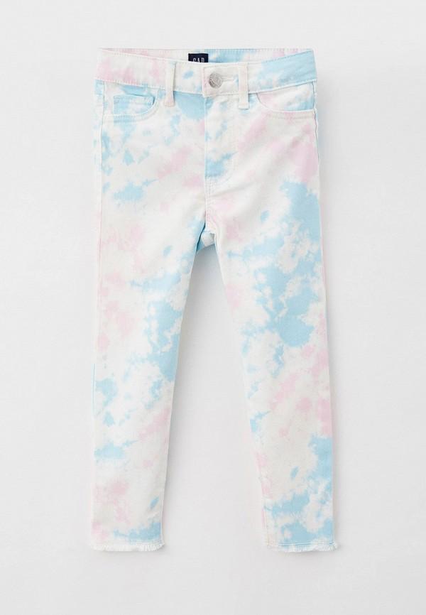 джинсы gap для девочки, разноцветные