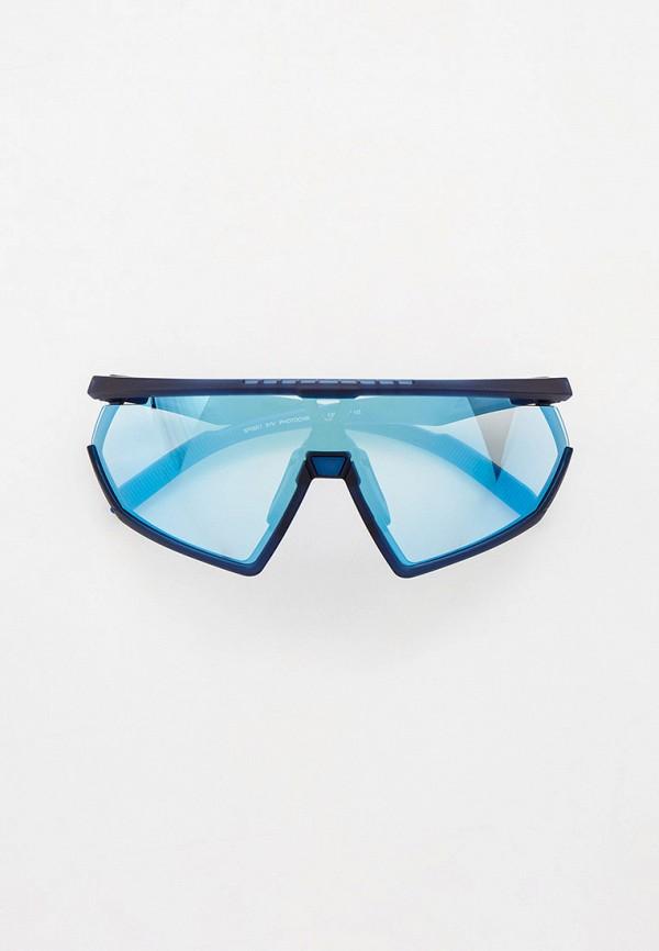 женские солнцезащитные очки adidas, черные