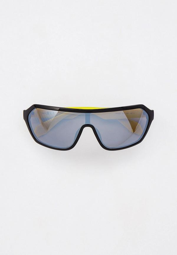 мужские солнцезащитные очки adidas, черные