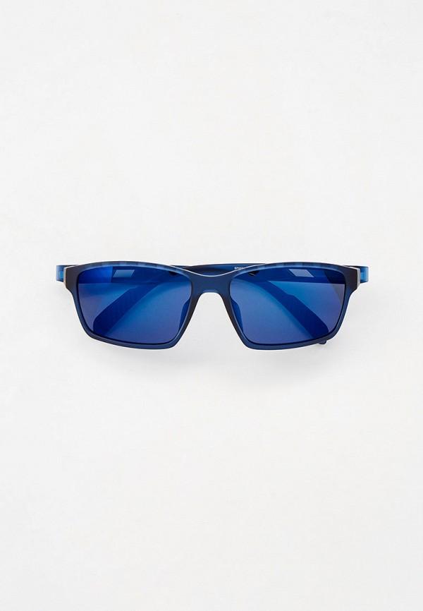 мужские солнцезащитные очки adidas, синие