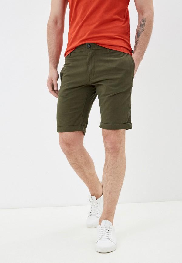 мужские повседневные шорты s.oliver, хаки