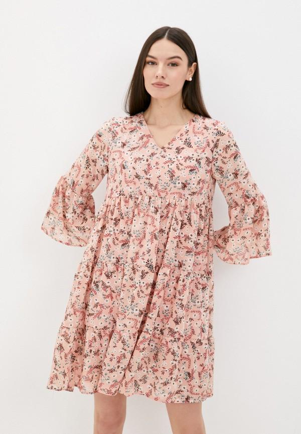 Платье Pink Summer