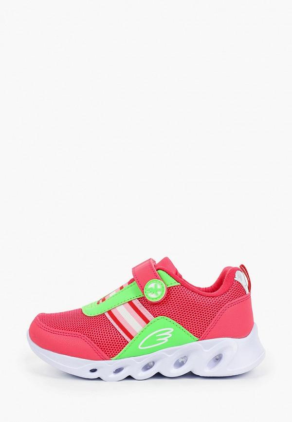 кроссовки kakadu для девочки, красные