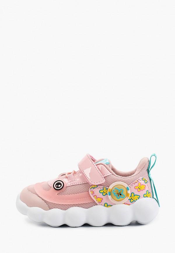 кроссовки kakadu для девочки, голубые