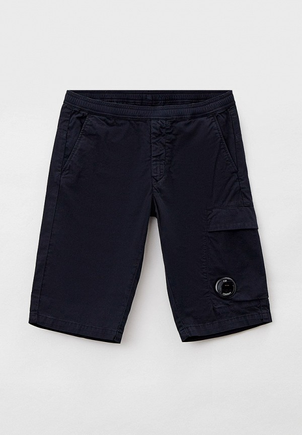 шорты c.p. company для мальчика, синие
