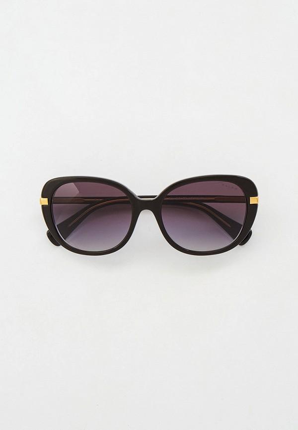 женские квадратные солнцезащитные очки ralph ralph lauren, серые