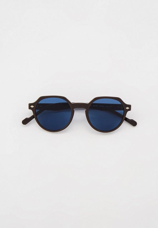 женские круглые солнцезащитные очки vogue® eyewear, серые