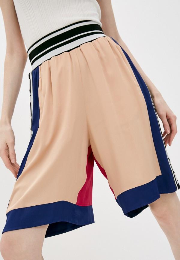 женские повседневные шорты dolce & gabbana, разноцветные