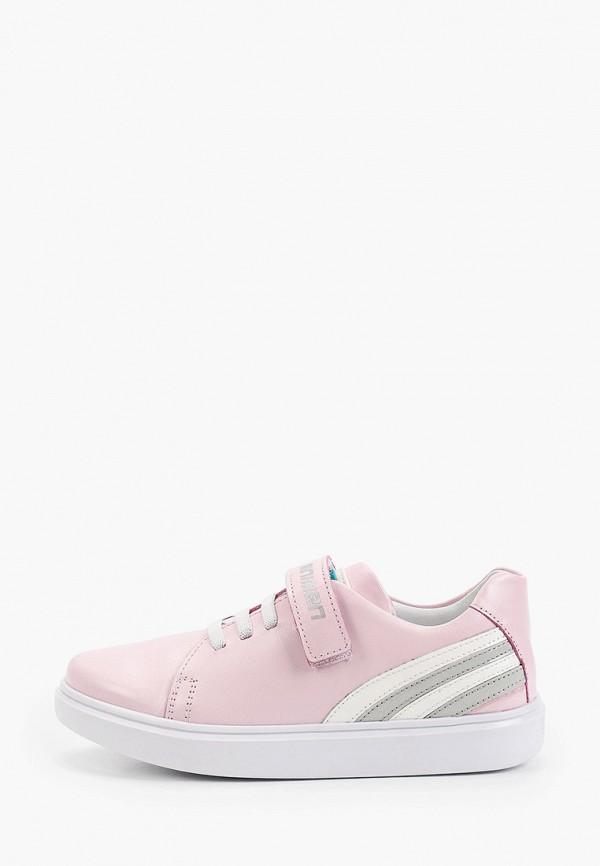 кеды minimen для девочки, розовые
