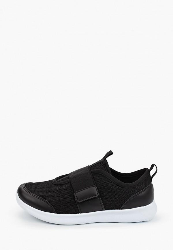 женские низкие кроссовки юничел, черные