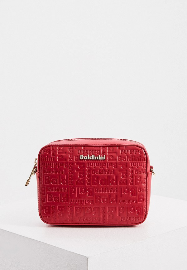 женская поясные сумка baldinini, красная