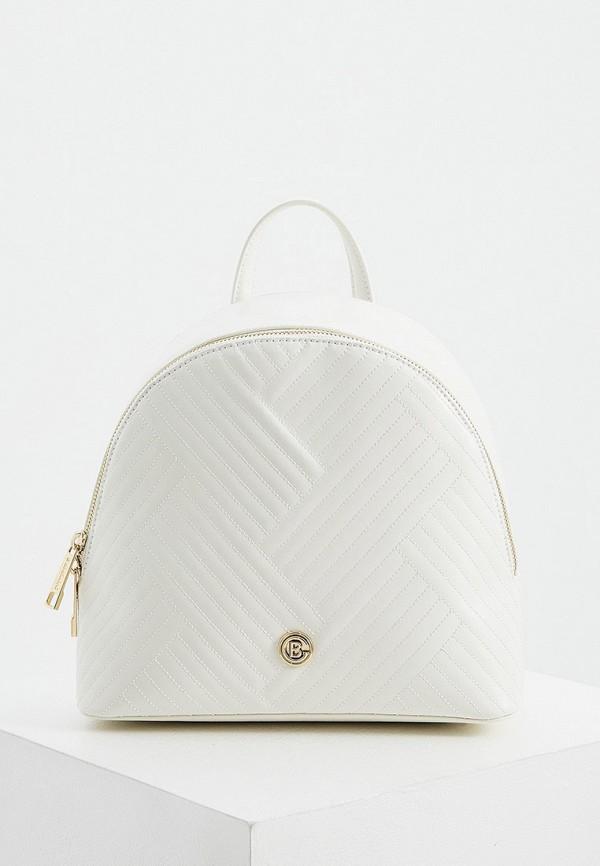 женский рюкзак baldinini, белый
