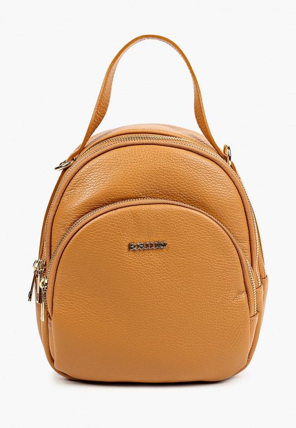 женский рюкзак bosccolo, белый