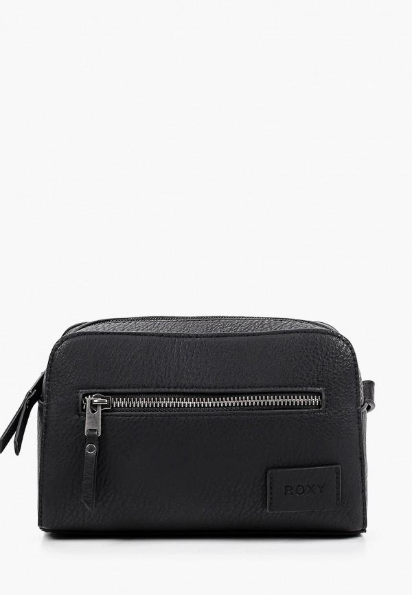 женская сумка roxy, черная