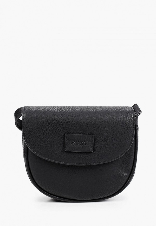 женская сумка через плечо roxy, черная