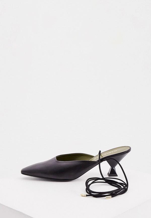 женские туфли maria luca, черные