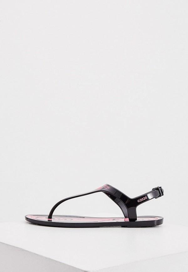 женские сандалии f_wd, черные