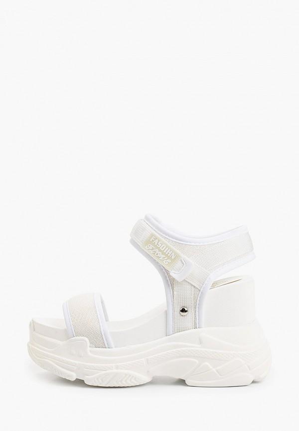 женские босоножки diora.rim, белые